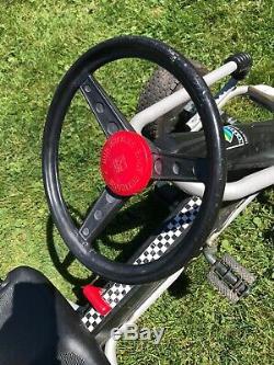 Orig Kettler Kettcar Pedal Chain Race Car Go Kart Germany Rare Vtg 80s
