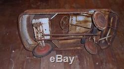 Original 1950s Metal Vintage Murray Comet Torpedo Pedal Car (VERY RARE!)