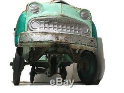 Original 1950s Metal Vintage Murray Pedal Car NO RESERVE