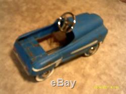 Original 1950s Metal Vintage Murray Pedal Car Very Nice