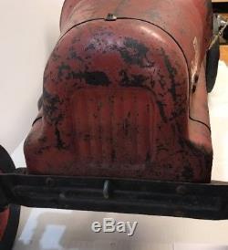 Original Vintage BMC Special 8 Rare Pedal Car