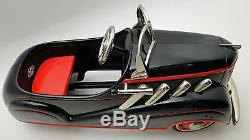 Pedal Car 1930s Duesenberg Hot Rod Rare Vintage Sport Metal Midget Model