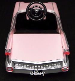 Pedal Car 1959 Cadillac Vintage Tailfin Sport Hot Rod Midget Model