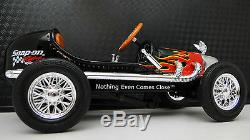 Pedal Car Race Vintage GP F1 Indy Metal Collector Rare READ DESCRIPTION