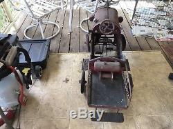 Pedal Car Vintage