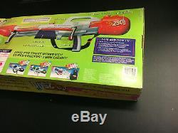 RARE NEW IN BOX Vintage Larami Super Soaker CPS 2500 Water GUN Pistol Cannon