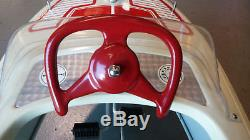 - RARE VINTAGE 60's MURRY'JOLLY ROGER' BOAT PEDAL CAR