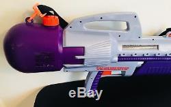 RARE VTG Larami 1996 Super Soaker CPS-2000 Pressure Water Gun MK2 Tested Works