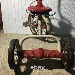 RARE Vintage 1950s Model MURRAY TRICYCLE Original Classic Pedal DriveWorks