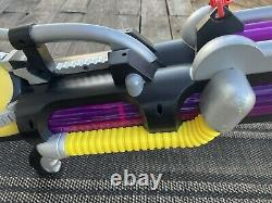 RARE Vintage 90s Larami SUPER SOAKER Monster XL Summer Water Cannon Gun WOW READ