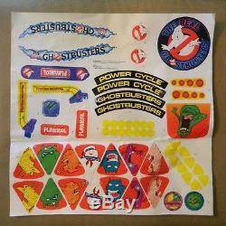 (READ) Super Rare 1980s Ghostbusters Power Cycle Big Wheel by Playskool, Vintage