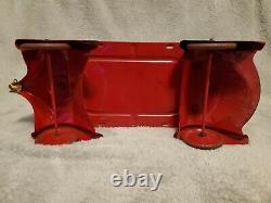 Rare 1930/40's Hy Speed Hyspeed Wagon Original Paint airflow Vintage Toy Antique