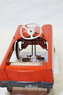 Rare Chevelle SS Vintage Pedal Car