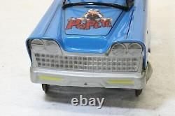Rare Popeye Murray Flat Face Vintage Pedal Car