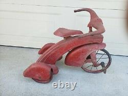 Rare Vintage 12 American National Tricycle
