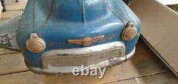 Rare Vintage 1950s Murray Comet V-12 Super Drive Torpedo Pedal Car Original