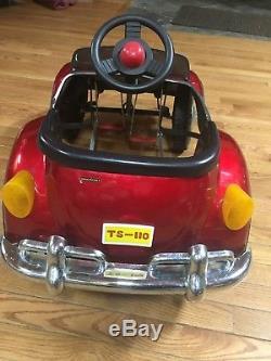 Rare Vintage 1970's JR. VW Sportster Pedal Car