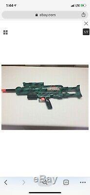 Rare Vintage 1994 Larami Small Soldiers Nerf SuperTech 9000 SuperMaxx Dart Gun