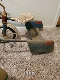 Rare Vintage Garton Falcon Tricycle