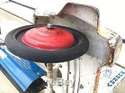 Rare Vintage Murray Atomic Missile Pedal car