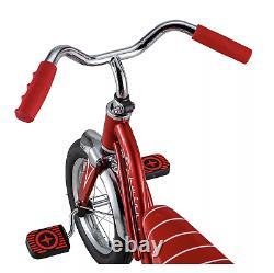 Schwinn Lil' Stingray Red Tricycle Banana Seat Sissy Bar Vintage 60's Inspired