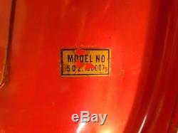 Sears Pedal Tractor Vintage 1960s