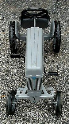 Signed Ertl Vintage Ford Pedal Tractor