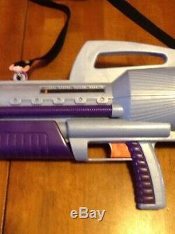 Super Soaker CPS 2000 1996 Vintage Larami Model Rare Complete Water Pistol