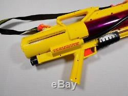 Super Soaker CPS 3200 Consent Pressure System Squirt Gun Vintage 1997 Larami
