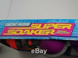 Super Soaker Vintage 1999 Lamari Constant Pressure CPS 1200 & Shoulder Strap