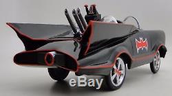 Tailfin Pedal Car 1960s TV Vintage Custom Hot Rod Sport Midget Model