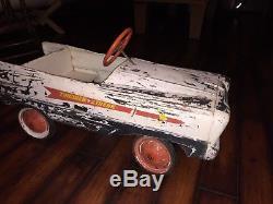 Thunder streak vintage Pedal Car