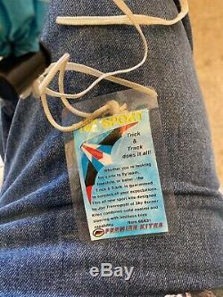 Trick And Track Dual Line Stunt Kite Vintage Premier Kites