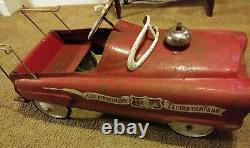 VINTAGE 1950s Garton pedal car Mark 5