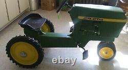 VINTAGE 1973 JOHN DEERE Model 30 Tractor Pedal Car Restored