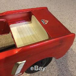 VINTAGE AMF MUSTANG PEDAL CAR