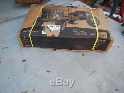 VINTAGE JOHN DEERE PEDAL TRACTOR Model 8400 ERTL HTF Model