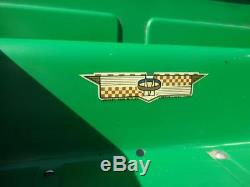 VINTAGE MURRAY DUMP TRAC TRAILER WAGON PEDAL CAR. 1960's. MINTY