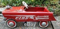 VINTAGE PEDAL CAR (1960's)