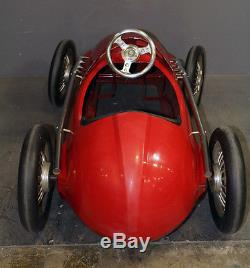 VINTAGE Pedal Soap Box Racer RARE (RV C-100)