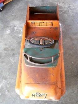 VINTAGE RARE 1950's AMF 8800 TRANSPORT PEDAL CARVERY NICEWORKING