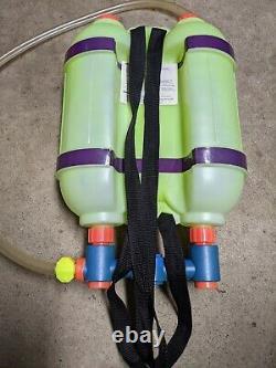 VTG 1992 Larami Super Soaker 300 Backpack The Big One Water Gun BACKPACK ONLY