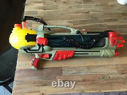 VTG RARE Super Soaker CPS-4100 Water Gun Squirt Cannon TESTED WORKS Larami 2000