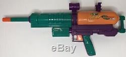VTG Rare HTF 1994 Larami Nerf Supermaxx 5000 Air Pressure Pump Dart Gun