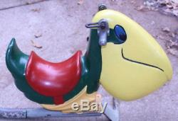 Very Cool Vintage SADDLE MATES PELICAN Gametime Playground Swing