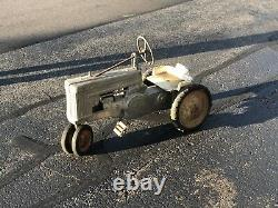 Vintage 1905s Eska John Deere Large 60 Pedal Tractor
