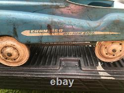 Vintage 1940's Murray Pontiac Pedal Car Murray Ohio MFG Company