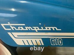 Vintage 1949 Murray Champion PedalCar