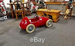 Vintage 1950 Pines Gran Prix Racer In Mint Original Condition Beautiful! Wow
