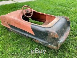 Vintage 1950's Garton Kidillac pedal car (POSSIBLE SHIPPING)